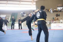 Campeonato de tae-kwon-do e bicicross movimentam o domingo em Campo Verde
