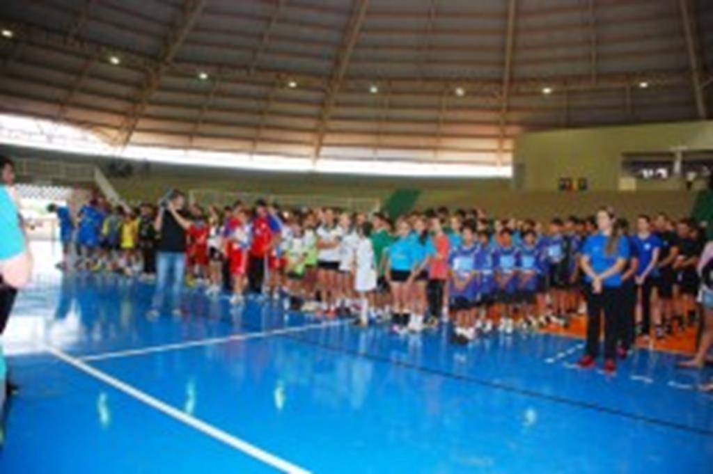 Campeonato Mato-grossense de Handebol reúne 16 equipes