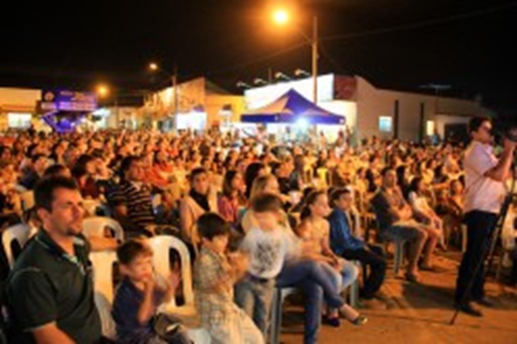 Orquestra Jovem levou 1,5 mil pessoas para a Avenida São Lourenço