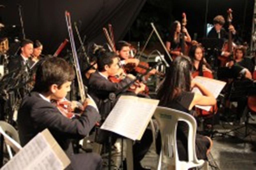 Aulas da Orquestra Jovem começam no próximo sábado
