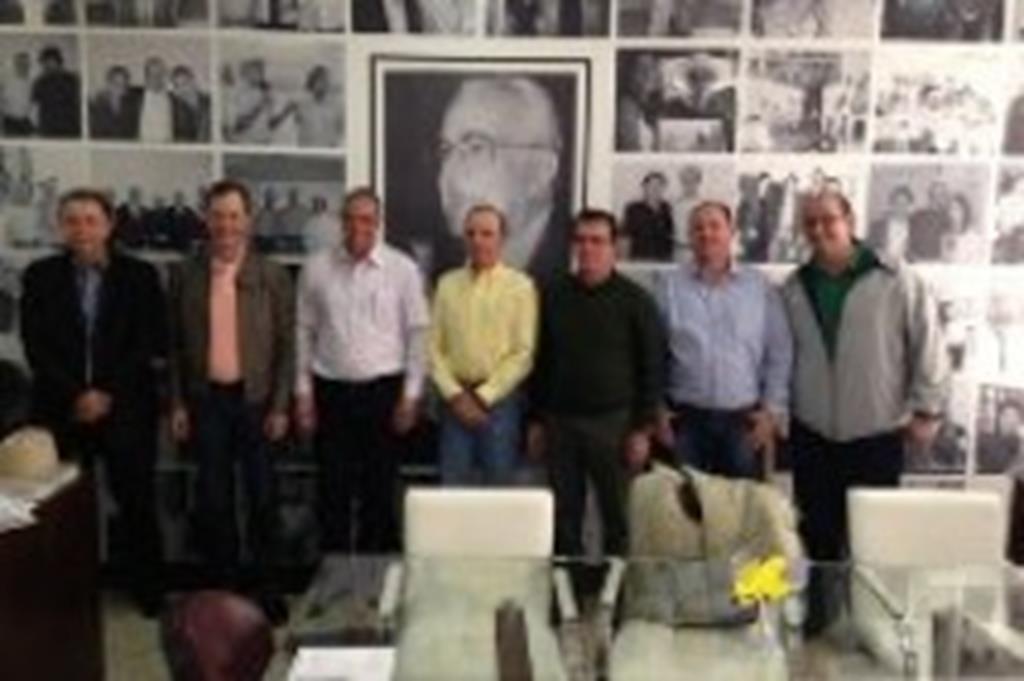 Prefeito de Campo Verde visita Hospital de Câncer de Barretos