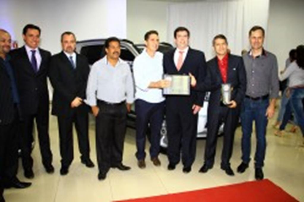 Campo Verde ganha concessionária Chevrolet