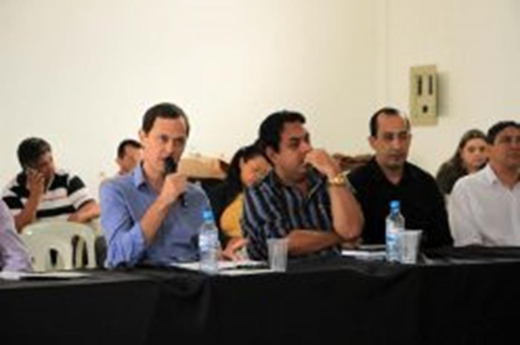 Fortalecimento dos Consórcios é debatido durante encontro do Cidesasul