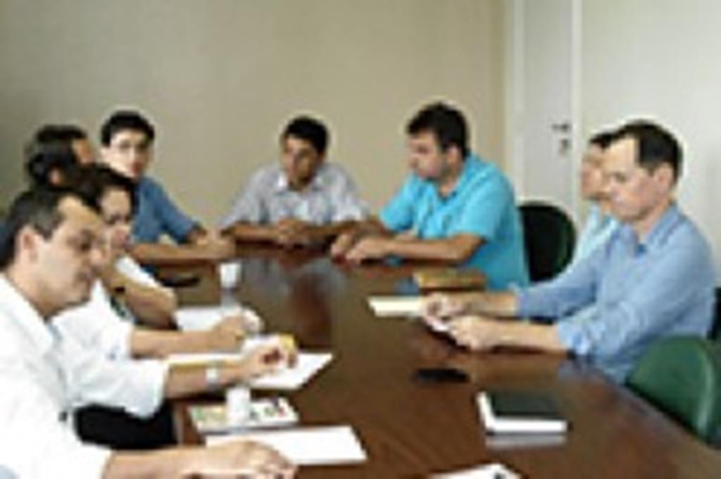 Prefeitos da região Sul participam de reunião em Campo Verde