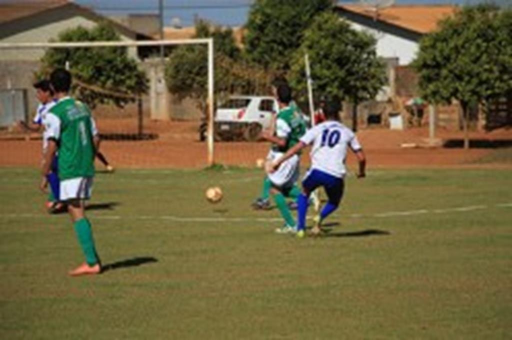 Copa Regional de Futebol começa dia 16 com equipes de 9 cidades