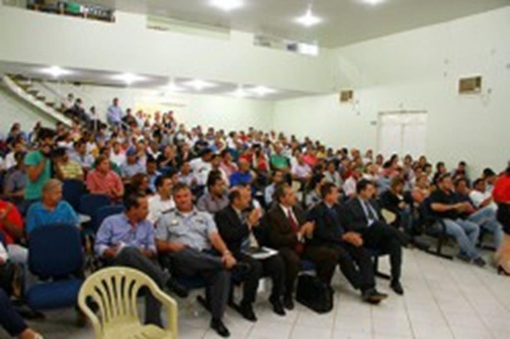 Audiência Pública resulta em aumento das ações de repressão à criminalidade em Campo Verde