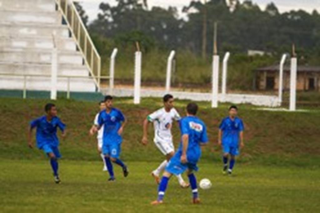 Copa Regional Campo Verde teve seis jogos na rodada de abertura