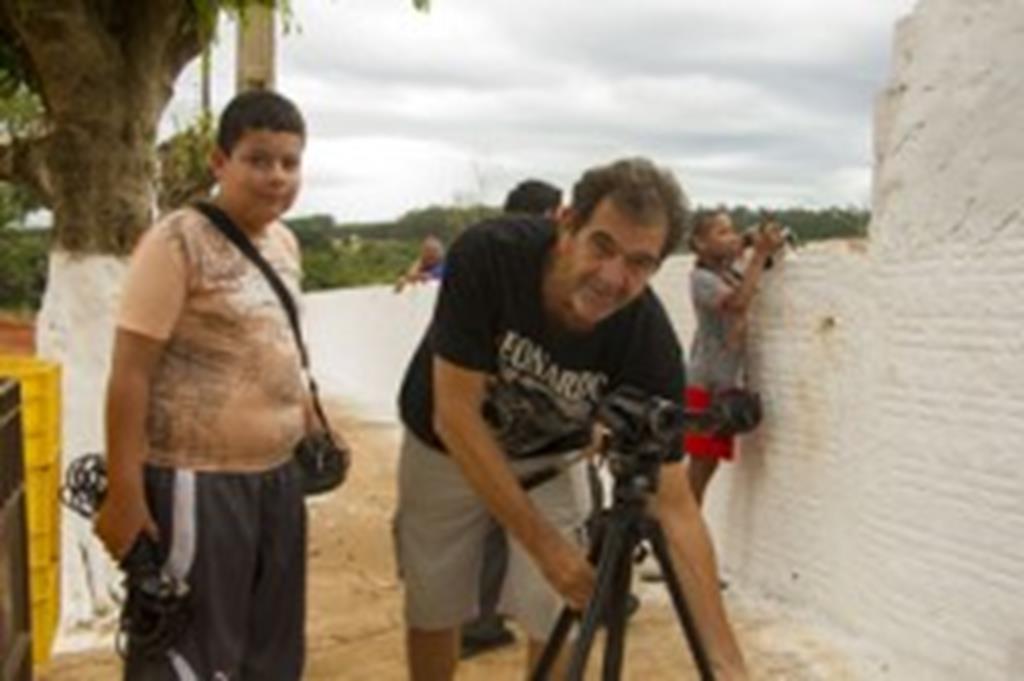 Assistência Social e Cultura realizam workshop de Prática e Técnica Cinematográfica