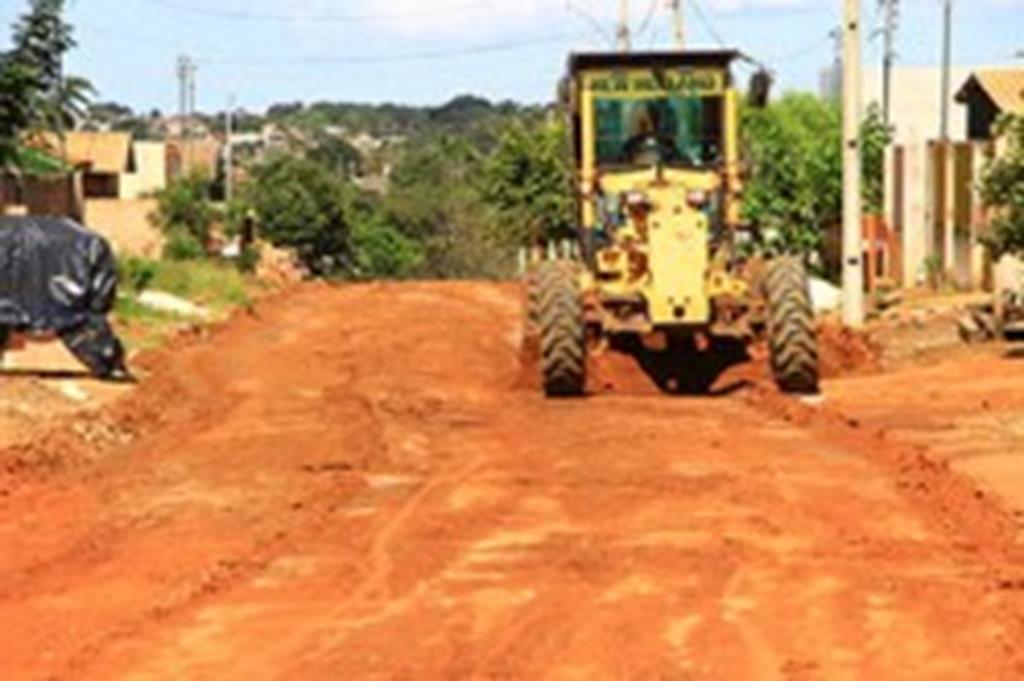 Prefeitura recupera ruas no São Miguel