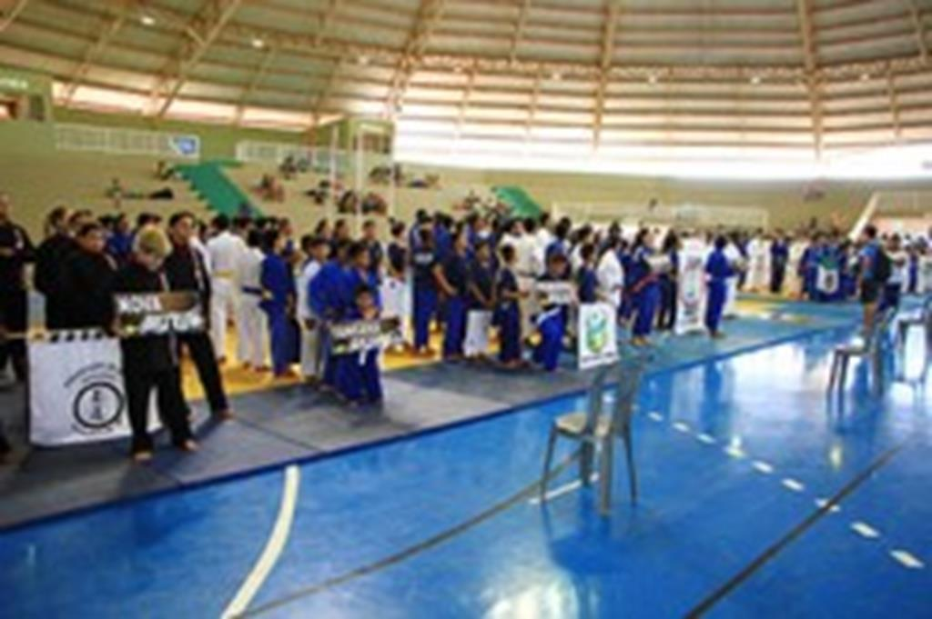 Começa 1ª etapa do Campeonato Estadual de Judô