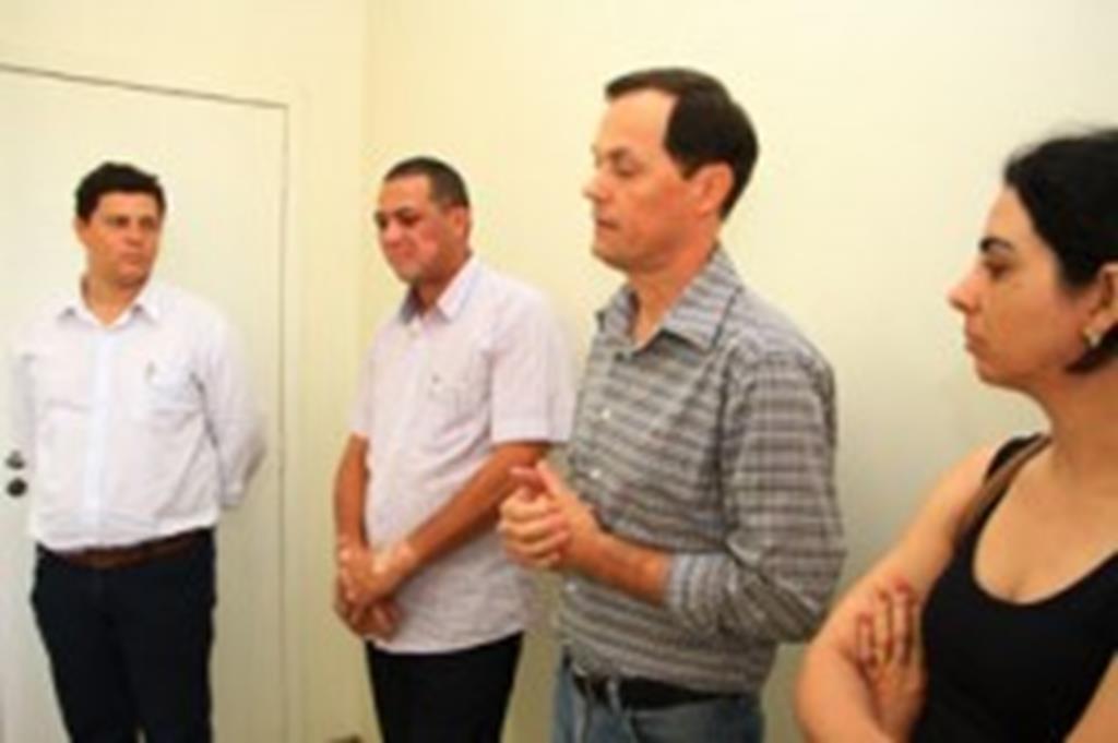 Prefeito dá posse a novo secretário de Obras e Viação de Campo Verde