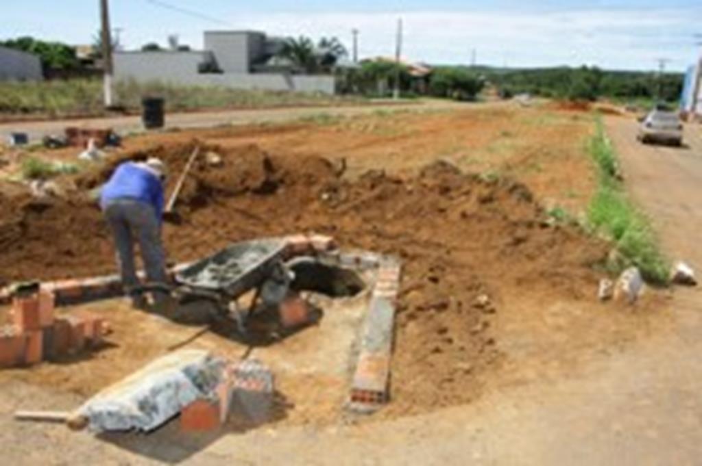 Prefeitura realiza melhorias na Avenida Santa Helena