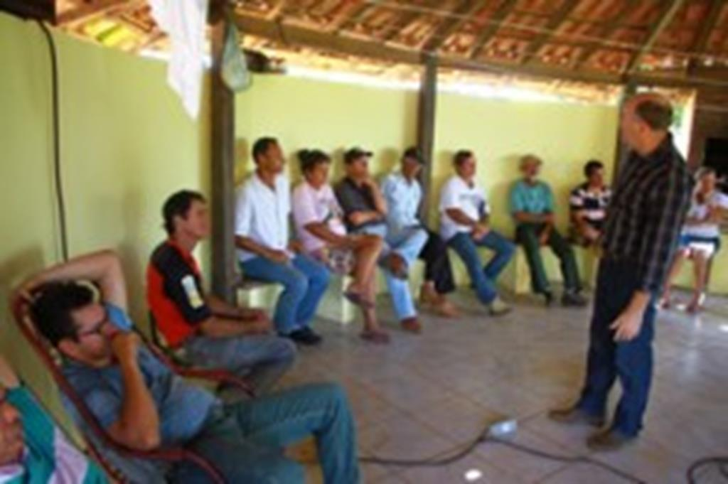 Projeto Balde Cheio é apresentado a produtores de Campo Verde