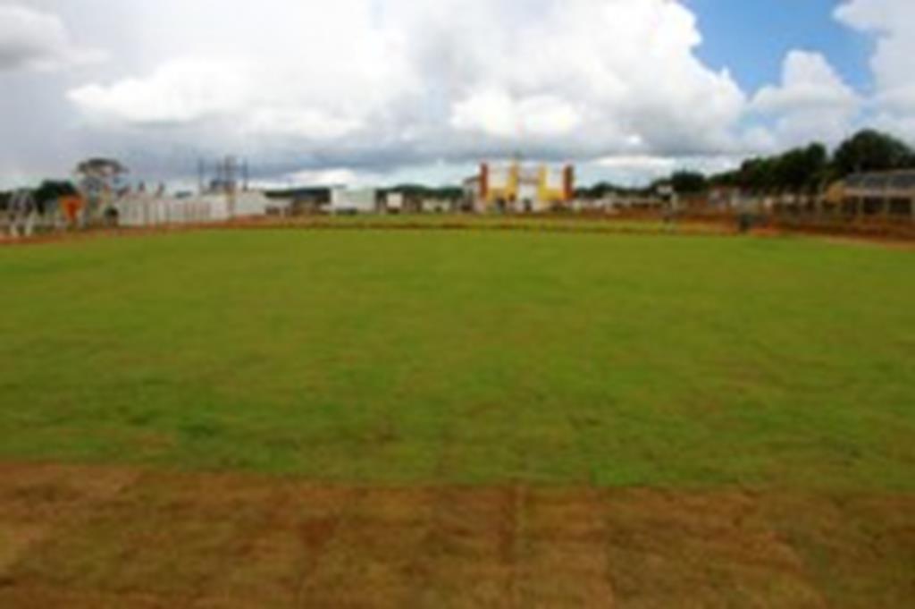 Área de Lazer Recanto do Sol ganha campos de futebol