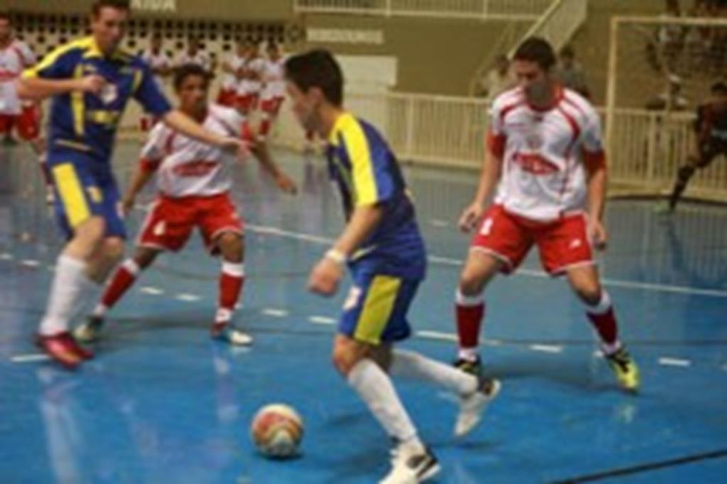 Taça Cidade de Futsal começa nesta sexta-feira
