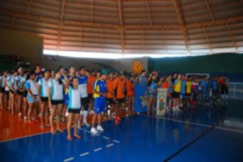 Jogos Escolares Municipais começam nesta quarta-feira