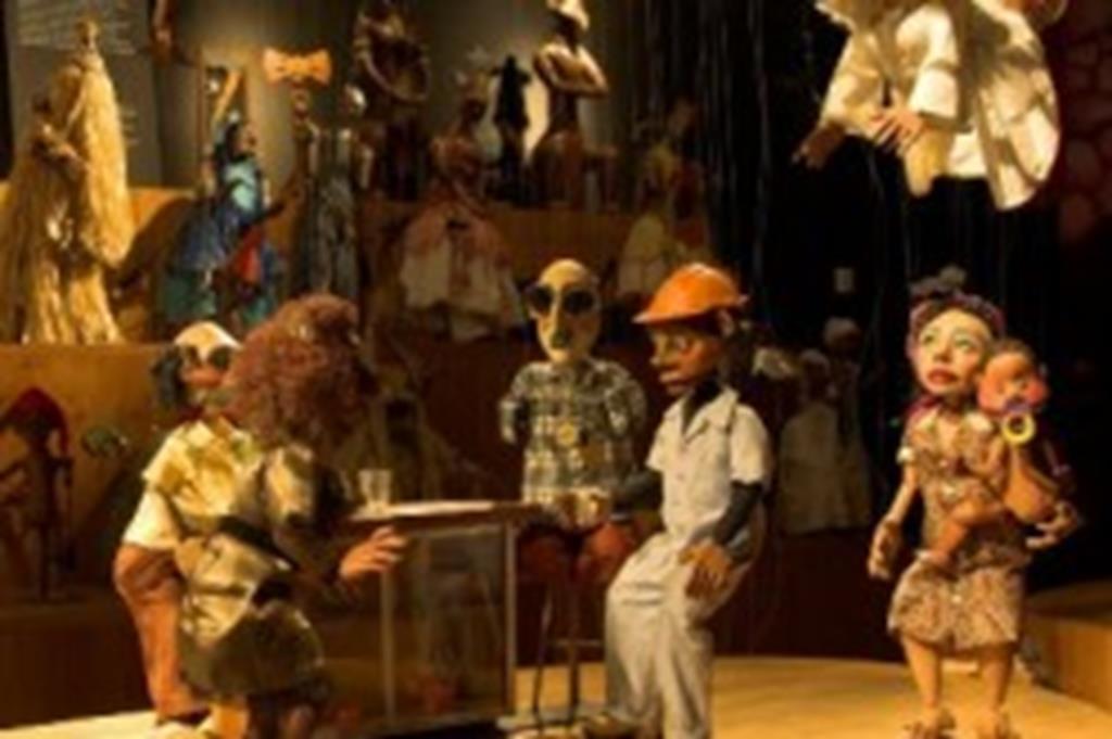 Coca-Cola traz a Campo Verde a magia do teatro de marionetes