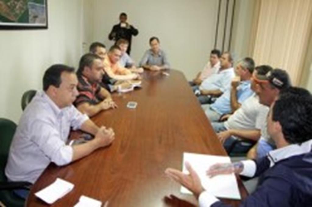 Prefeito se reúne com moradores do São Miguel