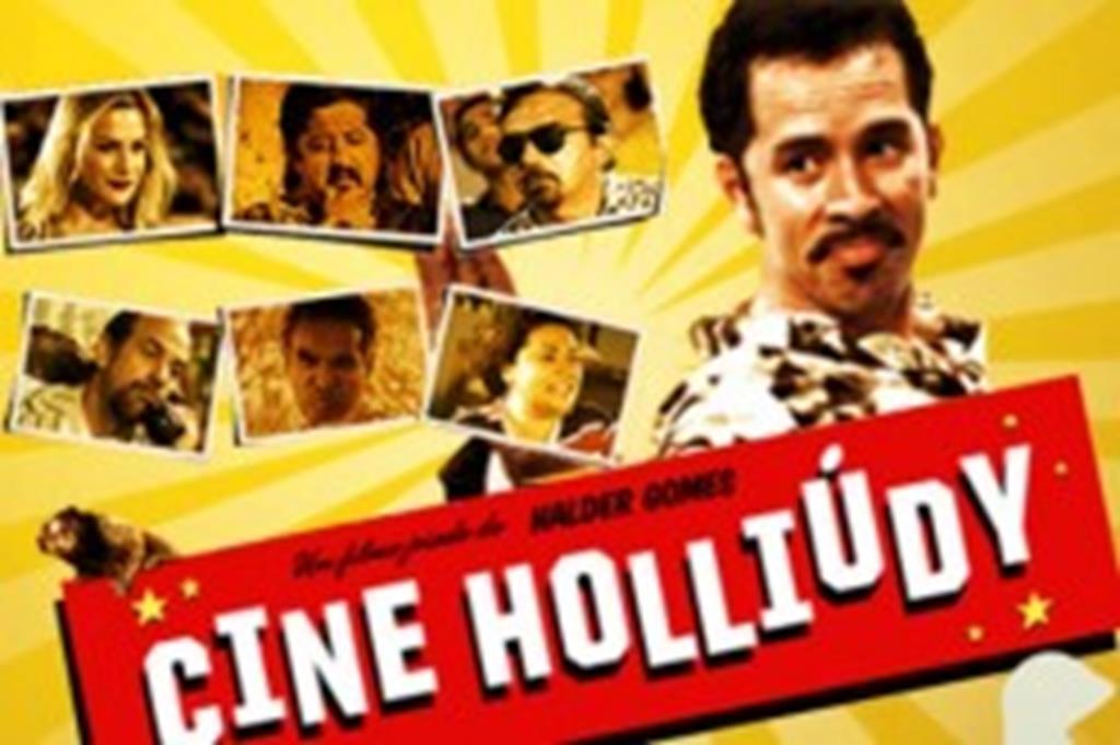 Cine Holiúdi será exibido nesta terça-feira na Avenida Brasil