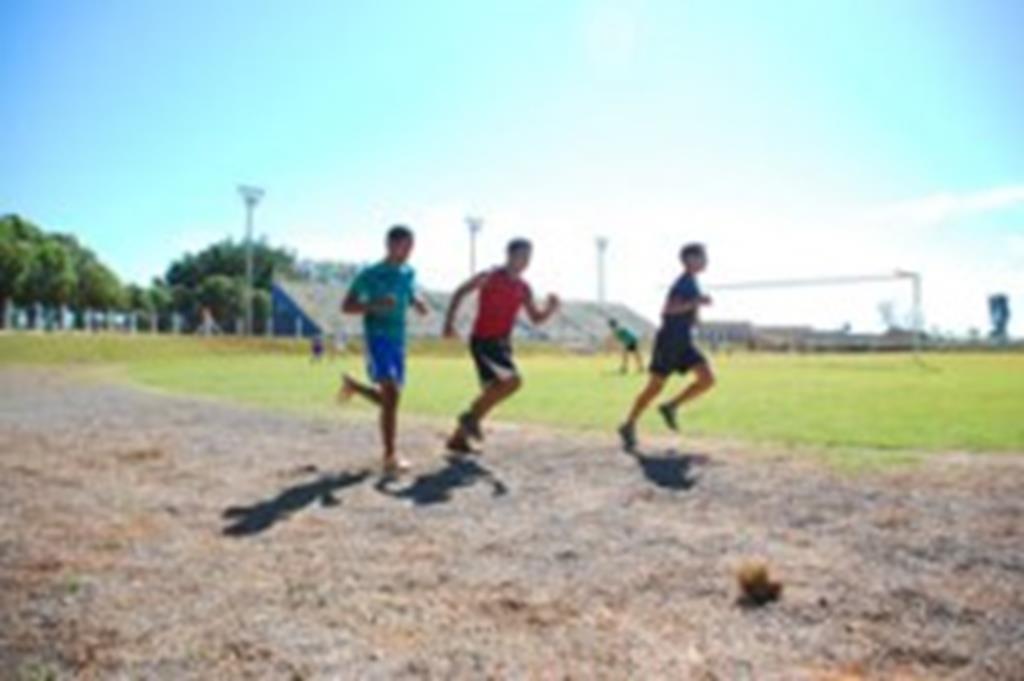 Campo Verde realiza etapa do Programa Atleta na Escola