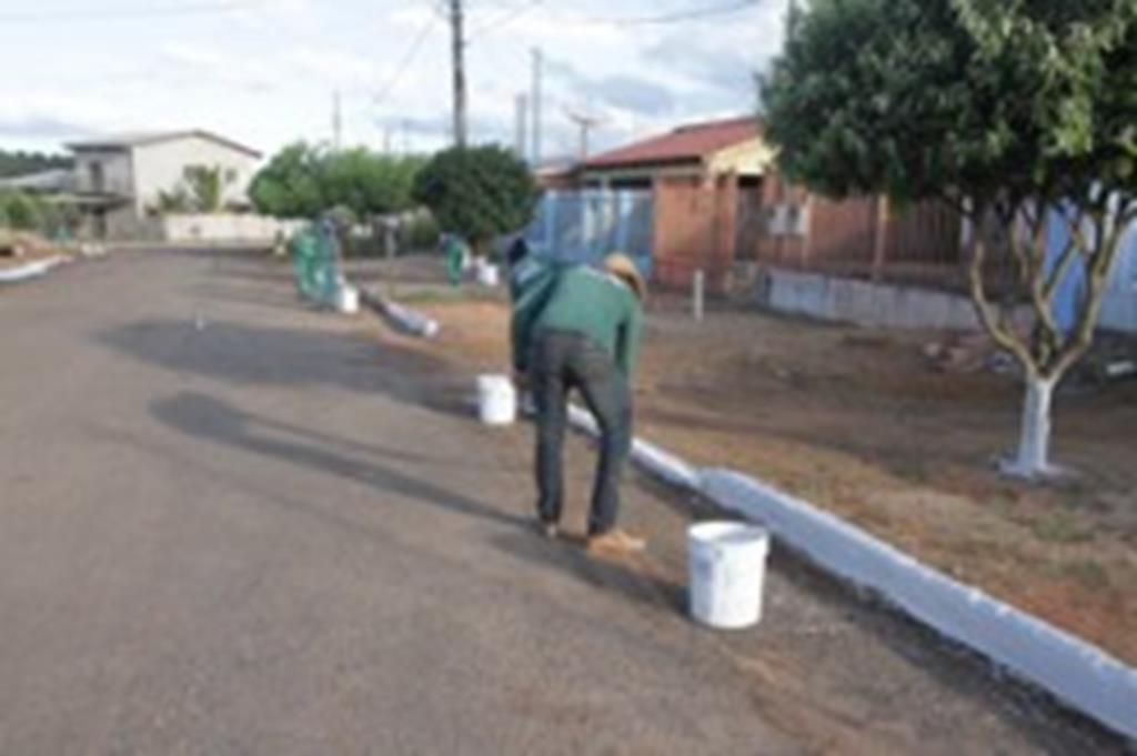 Ações da Secretaria de Obras e Viação dão novo aspecto ao bairro Jupiara