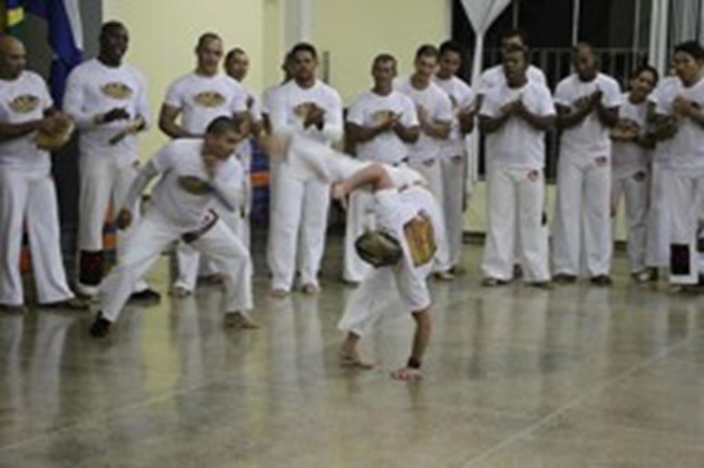 Capoeira e moutain bike movimentam Campo Verde no fim de semana