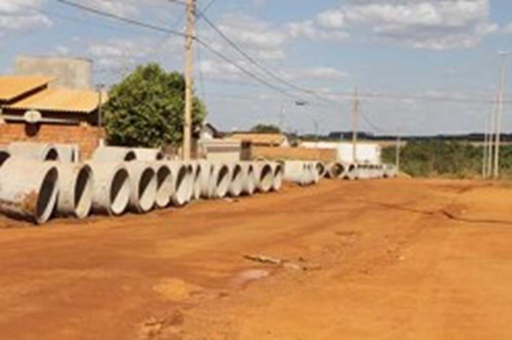 Sistema de drenagem será implantado em avenidas do São Miguel