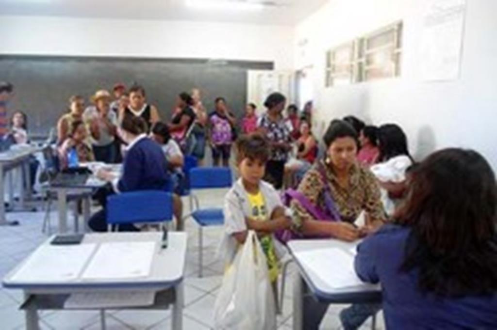 Assistência Social realiza atendimentos no Dom Ozório
