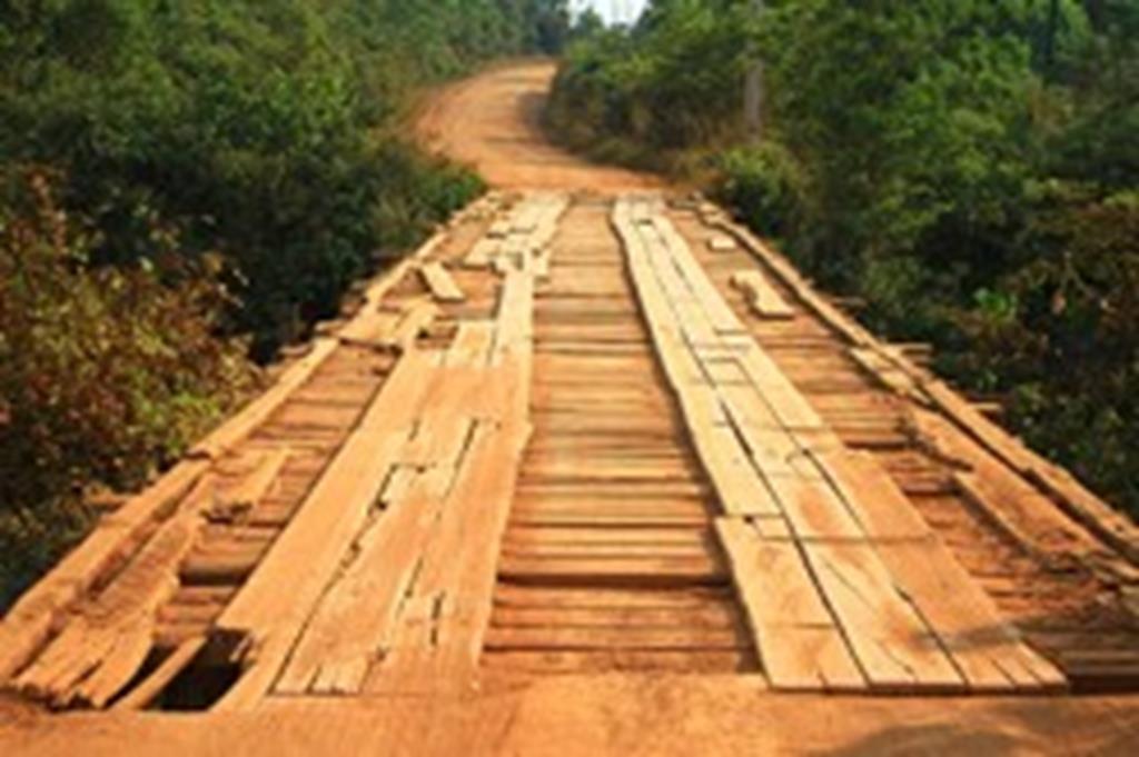 Prefeitura de Campo Verde inicia reforma de ponte sobre o Rio das Mortes na próxima segunda-feira