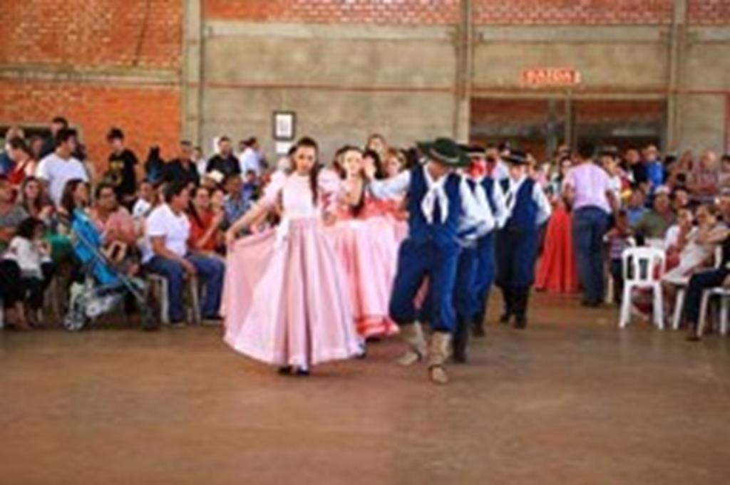 """""""Dia do Gaúcho"""" é comemorado com mateada cultural"""