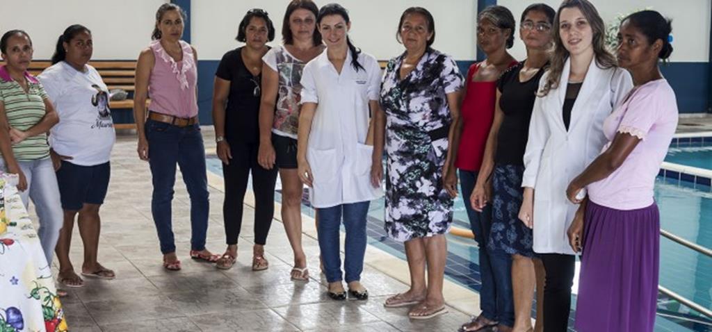 Grupo de lombalgia encerra atividades em 2014