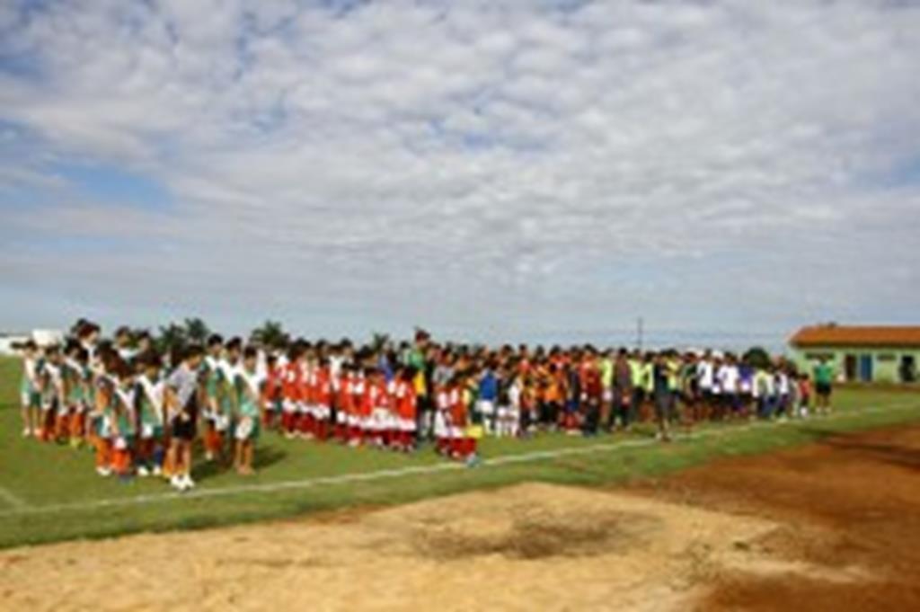 Começa a segunda edição da Copa Juventude