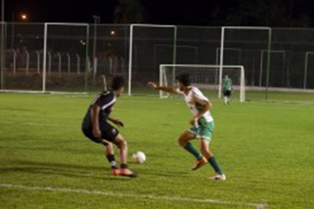 Terceira rodada da Taça Comércio teve 11 gols marcados