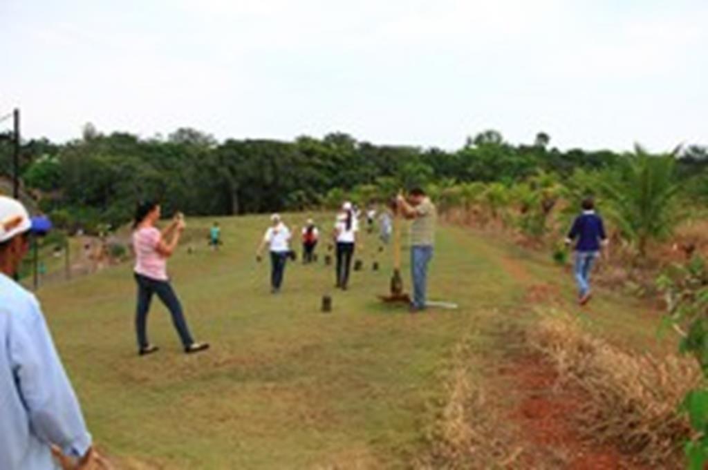 Árvores serão plantadas no miniestádio Lucas Rudnick