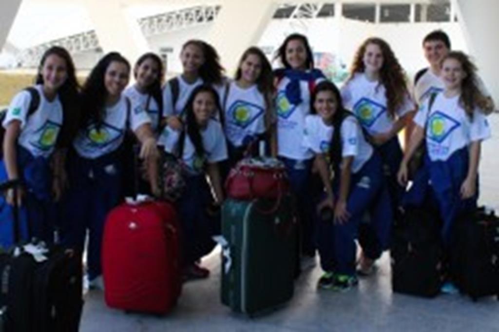 Handebol de Campo Verde está entre os 4 melhores dos Jogos da Juventude