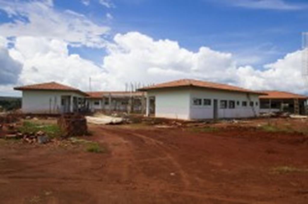 Obras de Escola no Santo Antônio da Fartura estão em fase final