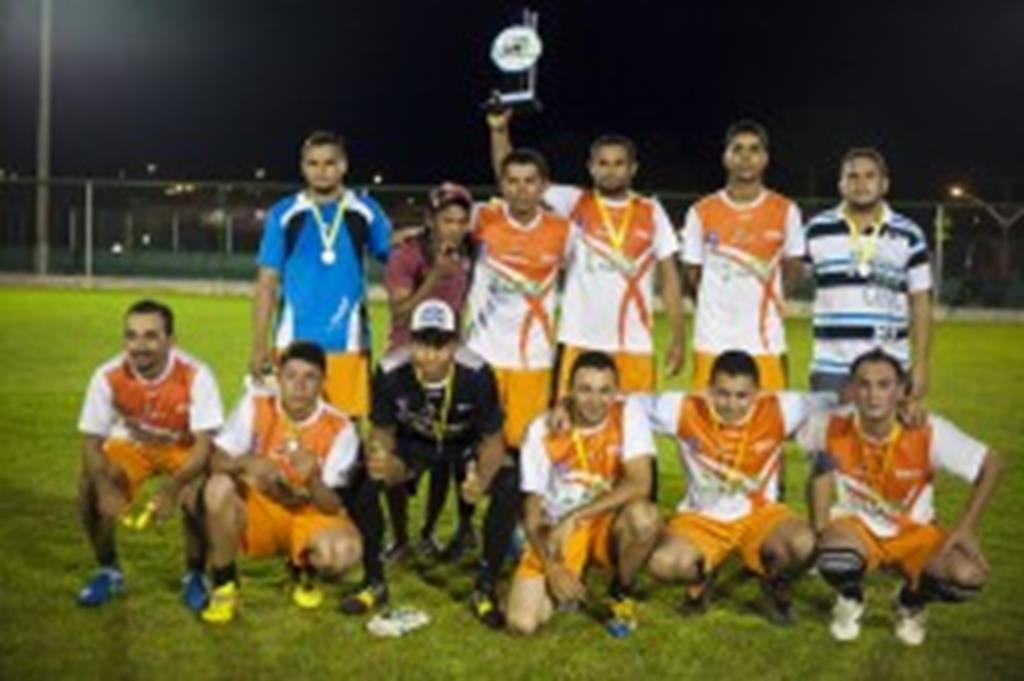 Condomínio Aliança do Cerrado é campeão da Taça Comércio