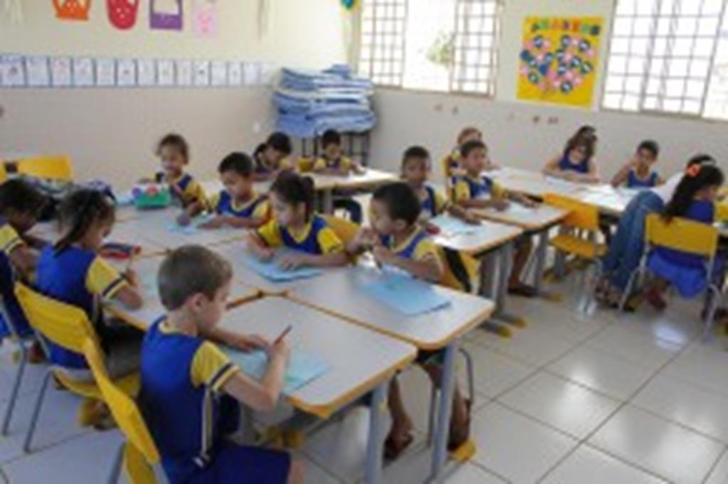 SMEC de Campo Verde amplia número de vagas na educação infantil e no ensino fundamental