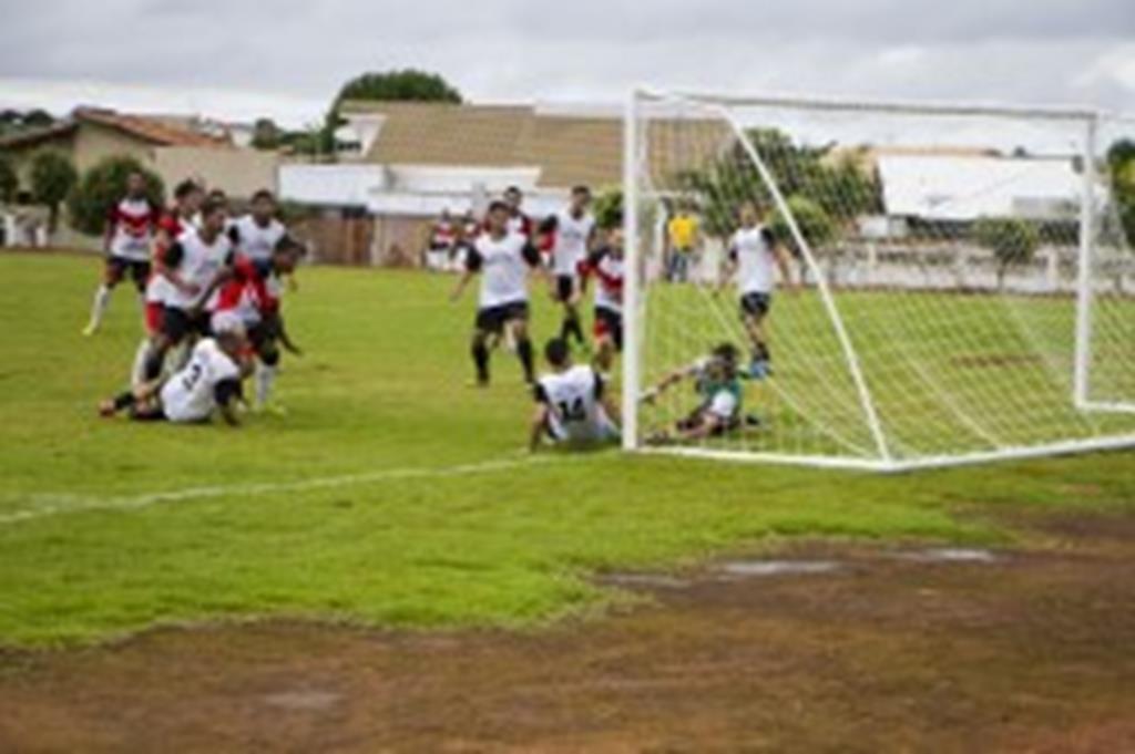 Definidos os semifinalistas da Copa Interbairros