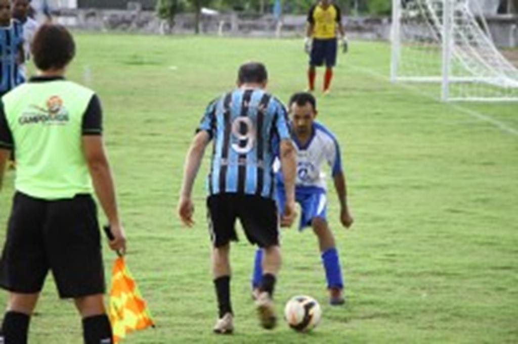 Copa Interbairros teve dez gols na segunda rodada