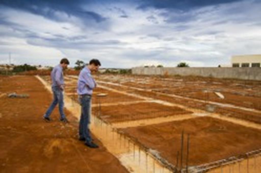 Construtora conclui obras de fundação da UPA 24 horas