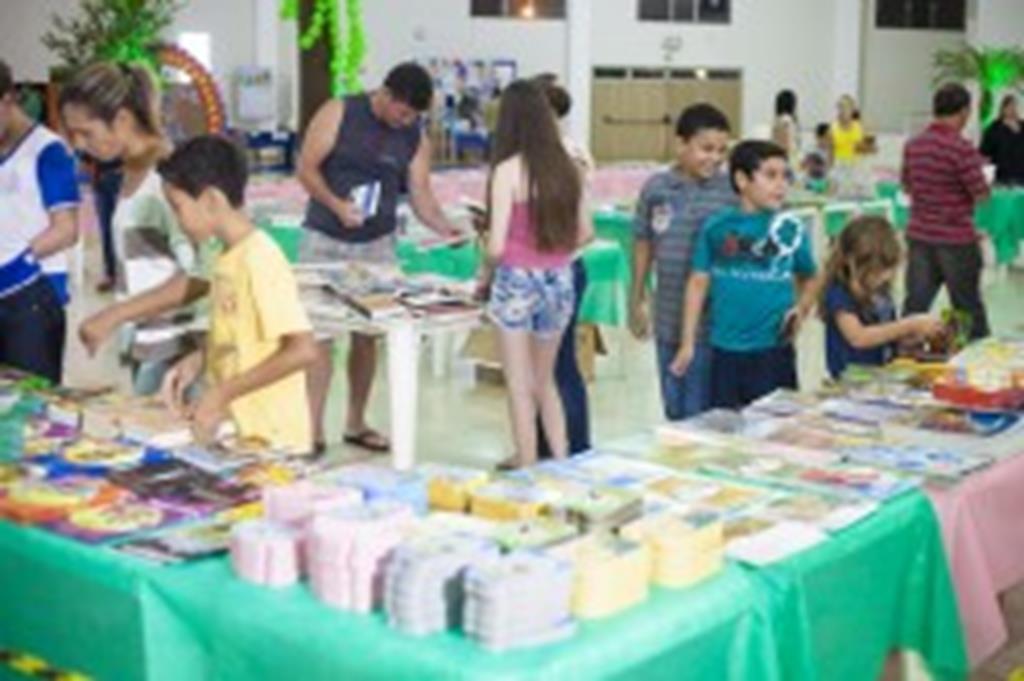 Sarau Literário proporciona o acesso a leitura