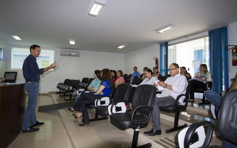 Secretarias apresentam metas estipulados pelo PDI