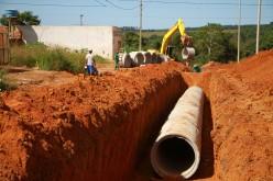 Prefeitura amplia sistema de drenagem no bairro São Miguel