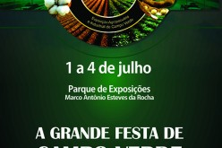 Ingressos para a Expoverde estão disponíveis pelo site e nos pontos de venda