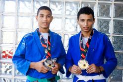 Atletas de Campo Verde brilham no Mundial de Jiu-jitsu