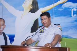 Comandante Regional anuncia reforço para a PM de Campo Verde