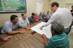 Produtores e prefeito discutem revisão de divisas entre Campo Verde e Chapada dos Guimarães