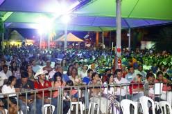 FESCCAM teve grande público na do Sertanejo