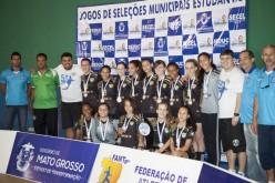 Campo Verde conquista três títulos nos Jogos Estudantis
